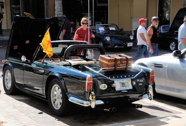 The British Car Club Of Southwest Florida - Mercato car show